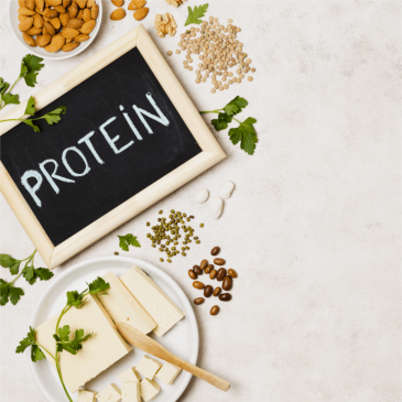 Protein benefits